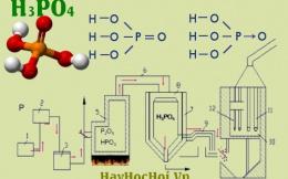 Tính chất hoá học của Axit Photphoric H3PO4, ví dụ và bài tập - hoá lớp 11
